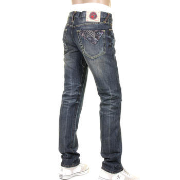 RMC Martin Ksohoh Yoropiko Original Red Japan made Remade non selvedge washed denim jean REDM1208