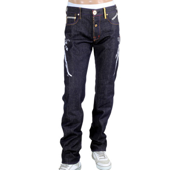 Yoropiko by Martin Yat Ming Vintage Cut Exclusive Raw Selvedge Denim Jeans with Embroidered Star Wars YORO3799