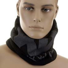 RMC Neck Warmer Martin Ksohoh reversable black neck warmer snood 5515N01D5 REDM5488