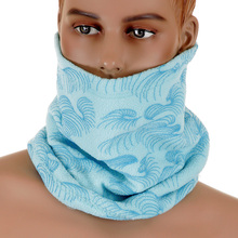RMC Head Warmer Martin Ksohoh reversable sky blue neck warmer snood 5515N01D5 REDM5493