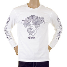 RMC Jeans Fuijin white T-shirt REDM5413
