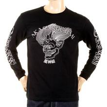 RMC JeansFuijin black T-shirt REDM5410