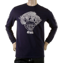 RMC Jeans Raijin navy T-shirt REDM5406