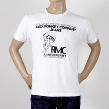 RMC Martin Ksohoh 8th Anniversary scooter T-shirt 21110014 REDM2707