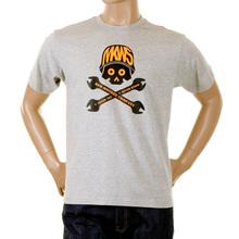 RMC Martin Ksohoh 21110017 8th Anniversary spanner T-shirt REDM2813