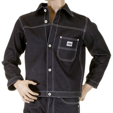 RMC Martin Ksohoh Jacket black sugar MKWS sugar black workwear denim jacket 1362254 REDM5475