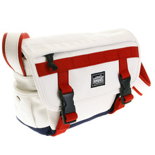 RMC Martin Ksohoh MKWS white and red shoulder bag ADXJ-2659-L327-2 REDM5576