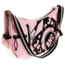 RMC Martin Ksohoh logo light pink shoulder cyclist fashion bag 7VA167-00MX7-FOGU3 REDM5575