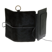 RMC Martin Ksohoh Wallet MKWS 3 fold black horse hair wallet 152621 FFK1R 1060 REDM5764