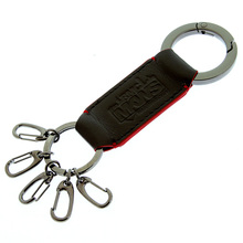 RMC Martin Ksohoh black leather key holder 138077 A0VBR 1060 REDM5518