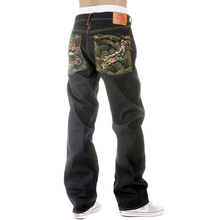 RMC Martin Ksohoh jeans Dragon and Japan map REDM2891