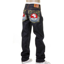 RMC Martin Ksohoh Magic Rabbit 1001 model slim fit denim jean REDM0004