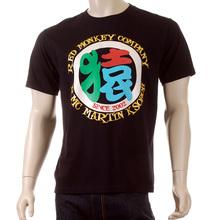 RMC Martin Ksohoh top black 4A t-shirt REDM3966