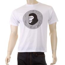 RMC Martin Ksohoh top white Ape Cope t-shirt REDM5034