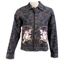 RMC Martin Ksohoh jacket Fujiu & Raijin denim jacket REDM3852