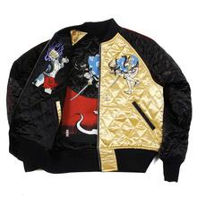 Yoropiko x RMC Martin Ksohoh 4A Hero reversable jacket YORO2140A
