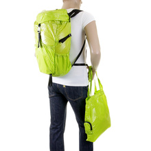 RMC Martin Ksohoh MKWS lime nylon backpack RQA1041 REDM2273