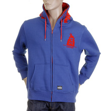 RMC MKWS MKWS royal blue hooded top REDM2338