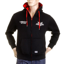 RMC MKWS sweatshirt black NYPD zip up hoody REDM2333