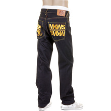 RMC Martin Ksohoh jeans Gold Empire Cyber Monkey slimmer cut 1001 model denim jean REDM1148