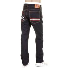 RMC Martin Ksohoh jeans silver MKWS Skull 1001 slimmer cut denim jean REDM1157