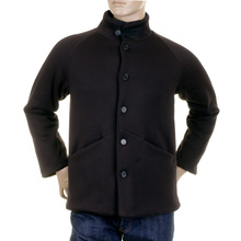 RMC Martin Ksohoh MKWS black fleece lined jacket REDM2347