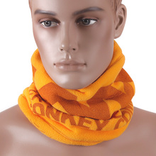 RMC Head warmer Martin Ksohoh MKWS reversable yellow neck warmer snood 5515N01D5 REDM5503