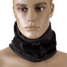 RMC MKWS Head Warmer Martin Ksohoh  reversable charcoal grey neck warmer snood 5515N01D5 REDM5495