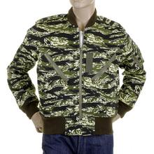 RMC sweatshirt Martin Ksohoh MKWS camo bomber jacket REDM2346