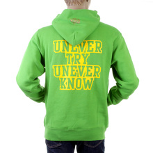RMC Martin Ksohoh lime Untunk over head hooded sweatshirt REDM0896