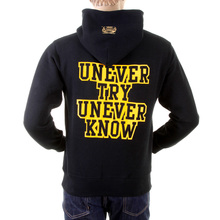 RMC Martin Ksohoh black Untunk over head hooded sweatshirt REDM0911