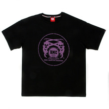 RMC Martin Ksohoh Purple LOGO T-shirt REDM0095