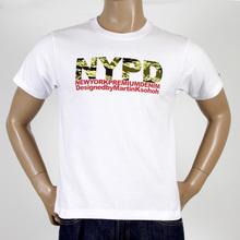 RMC Martin Ksohoh white NYPD T-shirt REDM0992