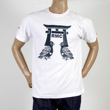 RMC Martin Ksohoh white Pigeon T-shirt REDM0977