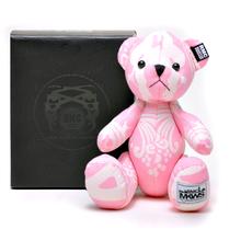 RMC Martin Ksohoh MKWS Limited Edition pink bandana teddy bear RMC1233