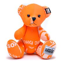 RMC Martin Ksohoh MKWS Limited Edition orange bandana teddy bear RMC1234