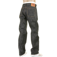 RMC Martin Ksohoh 18 black raw denim jean REDM2277