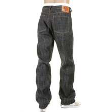 RMC Martin Ksohoh 07 black raw denim jean REDM2283