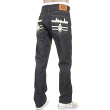 RMC Martin Ksohoh slim cut New York and London  RMC 1001 model jeans REDM5817