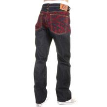 RMC Martin Ksohoh jean full back Scarlet Tsunami wave  jeans REDM6311