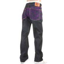 RMC Martin Ksohoh jeans full back Violet Tsunami wave jeans REDM6312