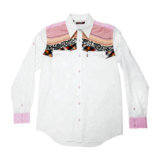 Yoropiko mens long sleeve shirt. YORO0264