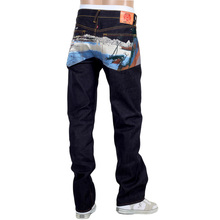 RMC Jeans Toyo Story Fisherman selvedge denim jeans REDM9072