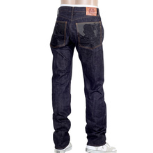 RMC black bushi 1011 slim denim jeans RMC2755
