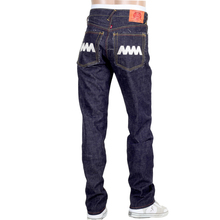 RMC 4A mens denim jeans 4A silver embroidered back pockets RMC1920