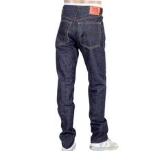 RMC 4A mens Japan denim black 4A back pockets jeans RMC1921