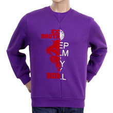RMC Jeans crew neck purple sweatshirt REDM4424