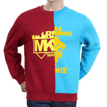 RMC Jeans red and blue sweatshirt REDM4423