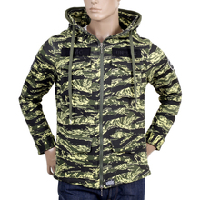 RMC jeans camo sweat jacket REDM4418