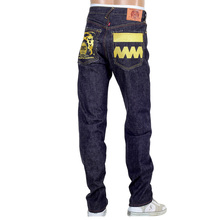 RMC 4A mens denim jeans gold FM Union front RMC1923